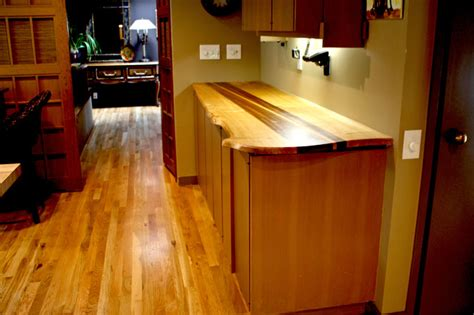 edge kitchen counter contemporary kitchen