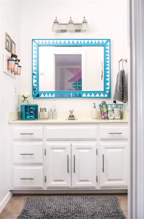 how to organise a small bathroom organize your bathroom vanity like a pro a beautiful mess