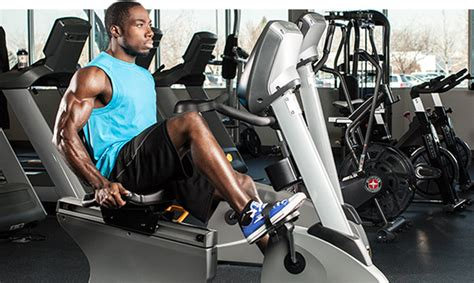 Reclining Bicycle Stationary by The Best Cardio Machines For Your Knees