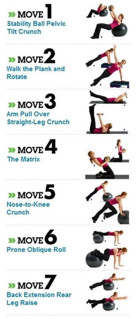 the best abs workout get six pack abs in weeks