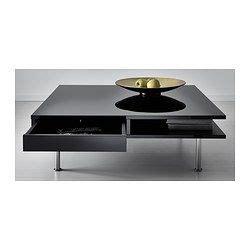 Tofteryd Coffee Table High Gloss Black High Gloss Coffee Table Black