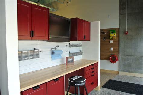 RedLine Garagegear Garage Cabinet Dealer Opens New