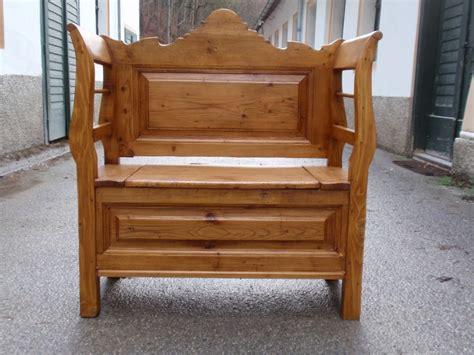 kleine alte sitztruhe k 252 chenbank sitzbank landhausstil