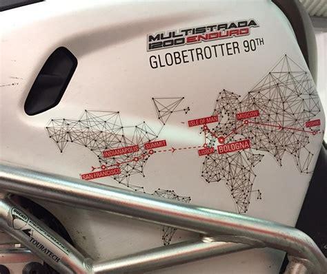 Hängematte Globetrotter by Ducati Globetrotter 90 176 La Fiaccola E La Multistrada