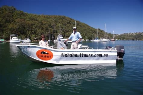 most popular fishing boat in australia fishabout fishing aventures world wide fishing tours