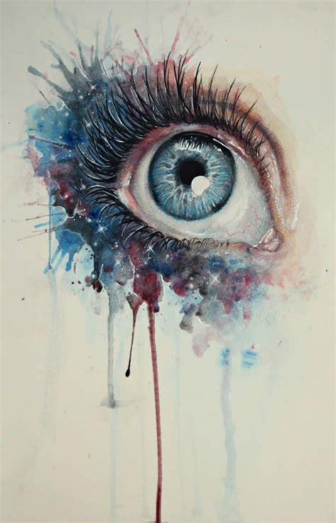 watercolor tattoo eye 25 best ideas about watercolor on