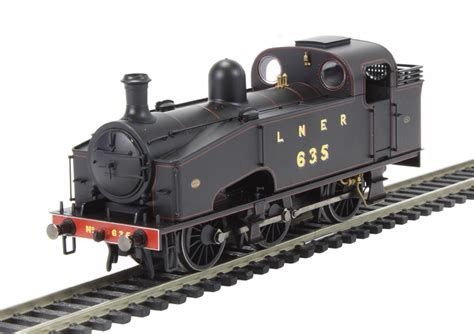 j50 black hattons co uk hornby r3324 class j50 0 6 0t 635 in lner