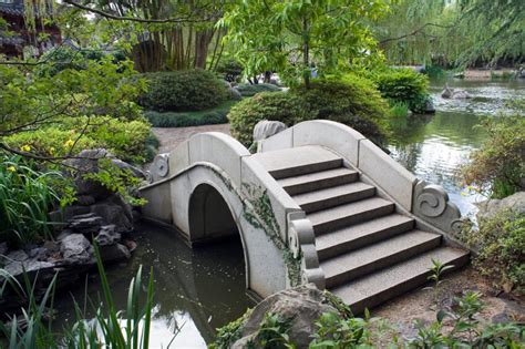 backyard bridges 49 backyard garden bridge ideas and designs photos