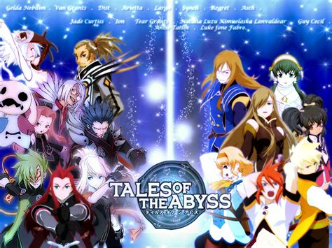 tales of abyss wallpaper hd tales images tales of the abyss wallpaper photos 13629655