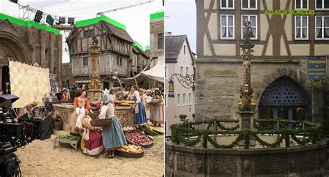 what town is beauty and the beast set in where was beauty and the beast filmed filming locations