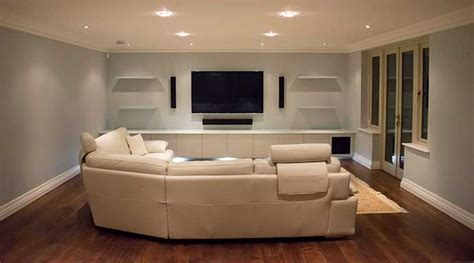 bespoke fitted av cabinets living room home cinema made