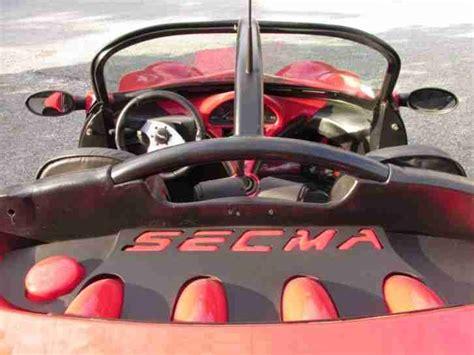 F16 Auto Kaufen by Secma F16 Buggy Cabrio Roadster Angebote Dem Auto