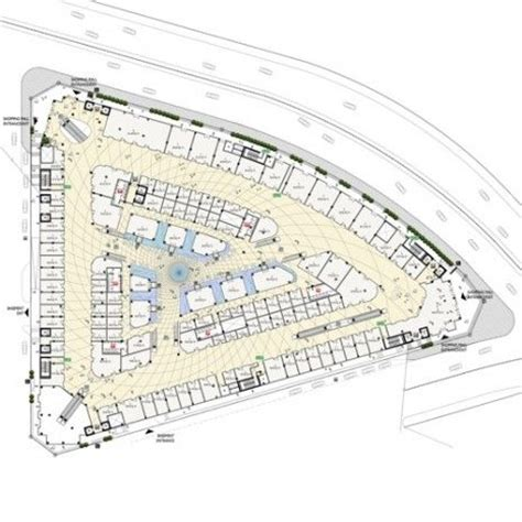 shopping center floor plan 1000 images about shopping mall plan on pinterest