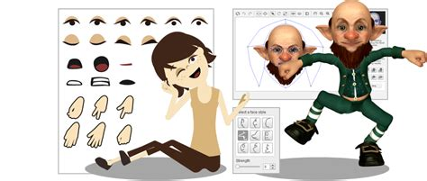 free doodle animation maker crazytalk animator 2 features 2d animation software