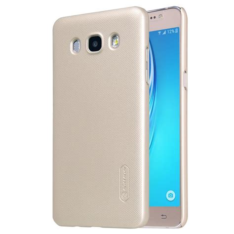 Samsung Galaxy J5 2016 Ory Casing Cover Anti 3 Samsung Galaxy J5 2016 Nillkin Frosted Cover Goud