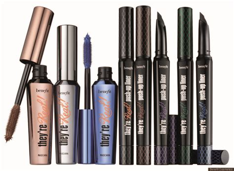 Eyeliner Benefit benefit they re real mascara push up liner now available in killercolours makeup stash