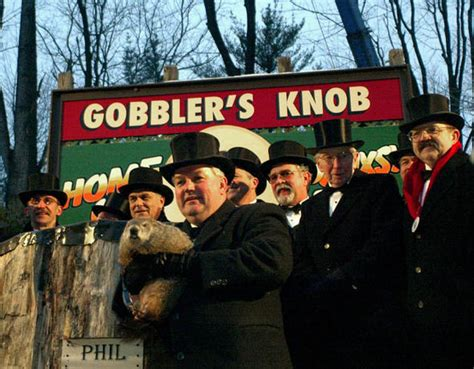 Punxsutawney Phil Gobblers Knob by Groundhog Day 2017 What Is Groundhog Day Who Is