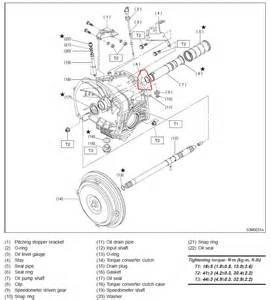 Subaru Transmission Diagram How Do You Install A Subaru Forester Torque Converter