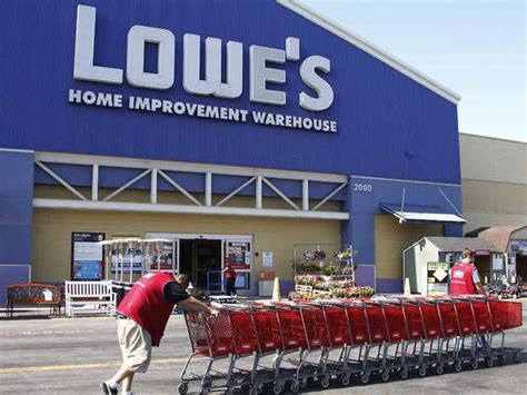 lowe s retools business plan open to rona acquisition