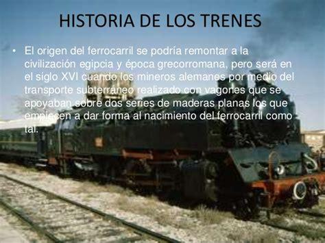 libro historias de trenes avances tecnologicos de los trenes