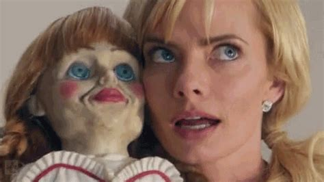 haunted doll gif haunted annabelle the doll