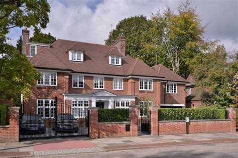 Worth Avenue in pictures mesut ozil s reported new 163 10m london home