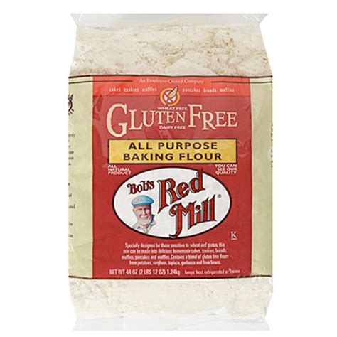 bobs red mill all purpose gluten free baking flour 22 bob s red mill 174 gluten free all purpose baking flour big