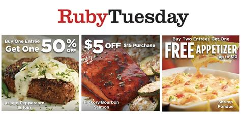 Ruby Tuesday E Gift Card - coupon ruby tuesday 2017 2018 best cars reviews