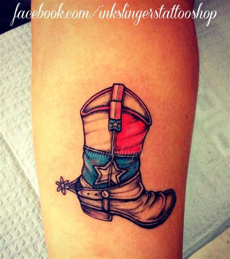 tattoo cost norway cowboy boot tattoo billyinkslinger tattoos pinterest