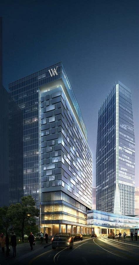 waldorf astoria hotel  office tower mega kuningan