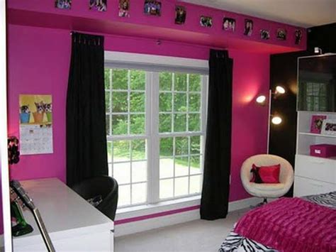 black and pink bedroom ideas nice decors 187 blog archive 187 rocking bedroom idea for girls