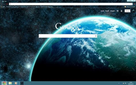 google wallpaper shop space chrome web store