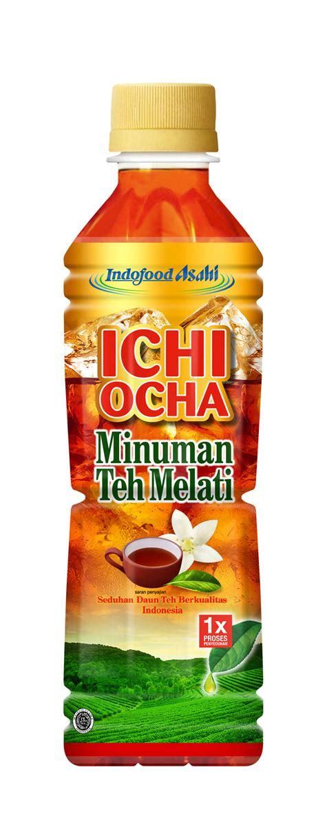 Ichi Ocha Teh Melati 350ml jual ichi ocha teh melati harga murah kota tangerang oleh