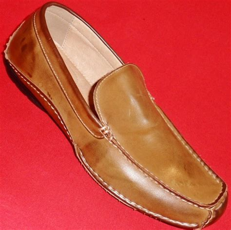 apt 9 loafers new s apt 9 rob leather loafers slip on fashion