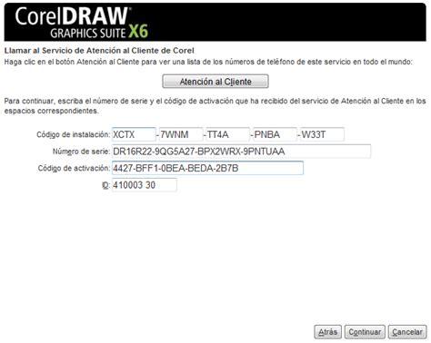 corel draw x7 codigo de activacion e techtools tutorial como activar coreldraw graphics