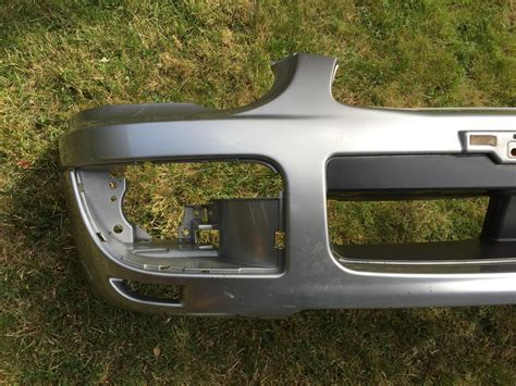 subaru silver paint code blobeye wrx front bumper in silver paint code 48w subaru