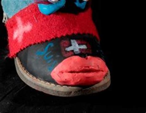 détournements de chaussures : arts plastiques en 6ème