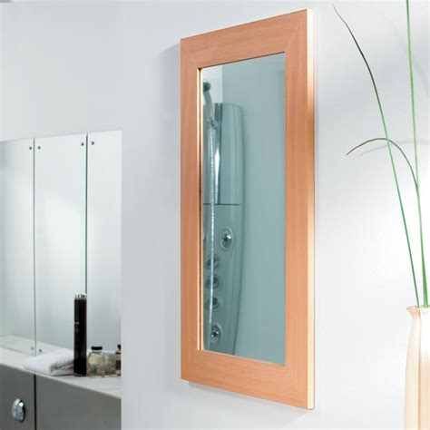 b amp q b amp q bathroom mirror beech effect customer reviews