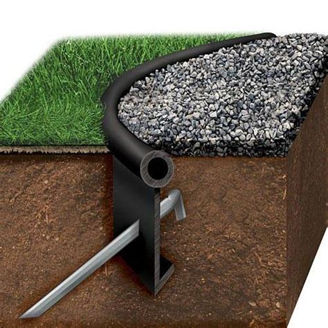 beautiful landscape edging products 2 black plastic