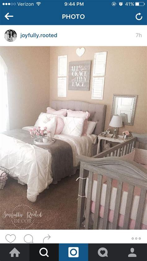 Nursery In Bedroom by Best 25 Nursery Guest Rooms Ideas On Guest