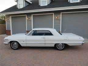 1963 Chevrolet Impala 1963 Chevrolet Impala Ss 180826