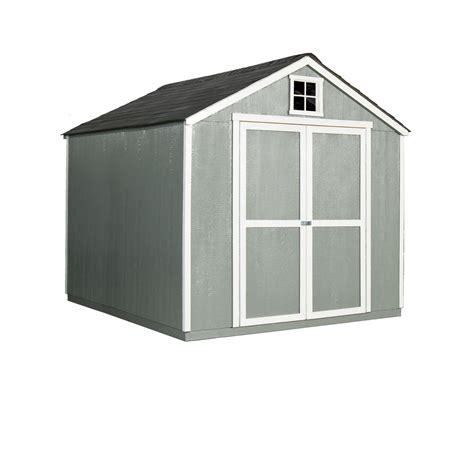 Belmont Shed belmont 8ft x 10ft heartland industries