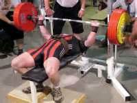 senior bench press records the european powerlifting federation