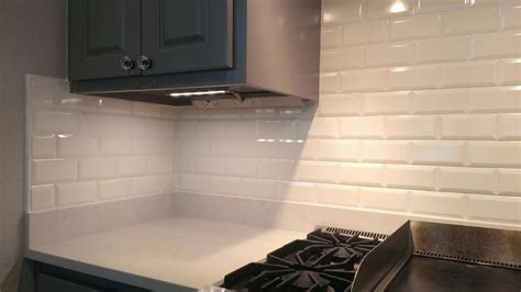 kitchen backsplash sacks 3 quot x 6 quot beveled subway