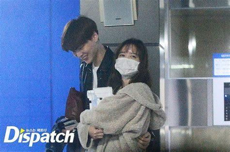 goo hye sun dating dispatch releases photos from goo hye sun and ahn jae hyun
