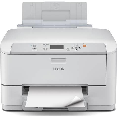 Printer Epson Plus Fotocopy epson workforce pro wf 5190dw a4 colour inkjet printer ebay