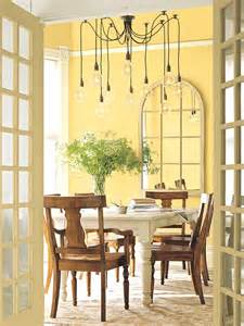 Yellow Dining Room by Benjamin Moore My Sky Is The Limit