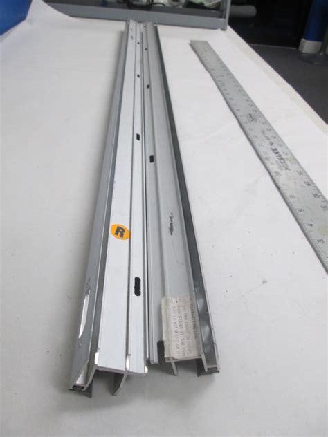 Rom Roll Up Doors by Pair Rom 137049 1 1 Cfg Shutter Iii Roll Up Door Track