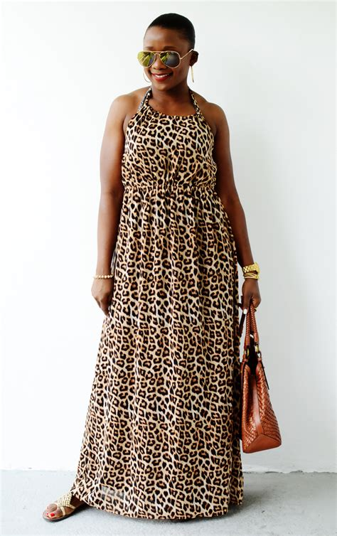 Home Decor Reviews by Long Leopard Dress 5