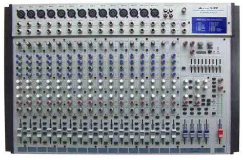 Mixer Alto L20 alto mixer l 20 16 canali scavino it